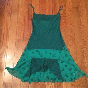 Victoria's Secret Green Dress
